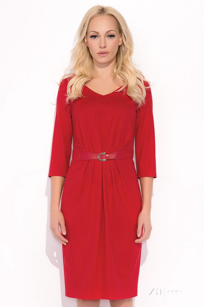 же-нское-платье-blair-red