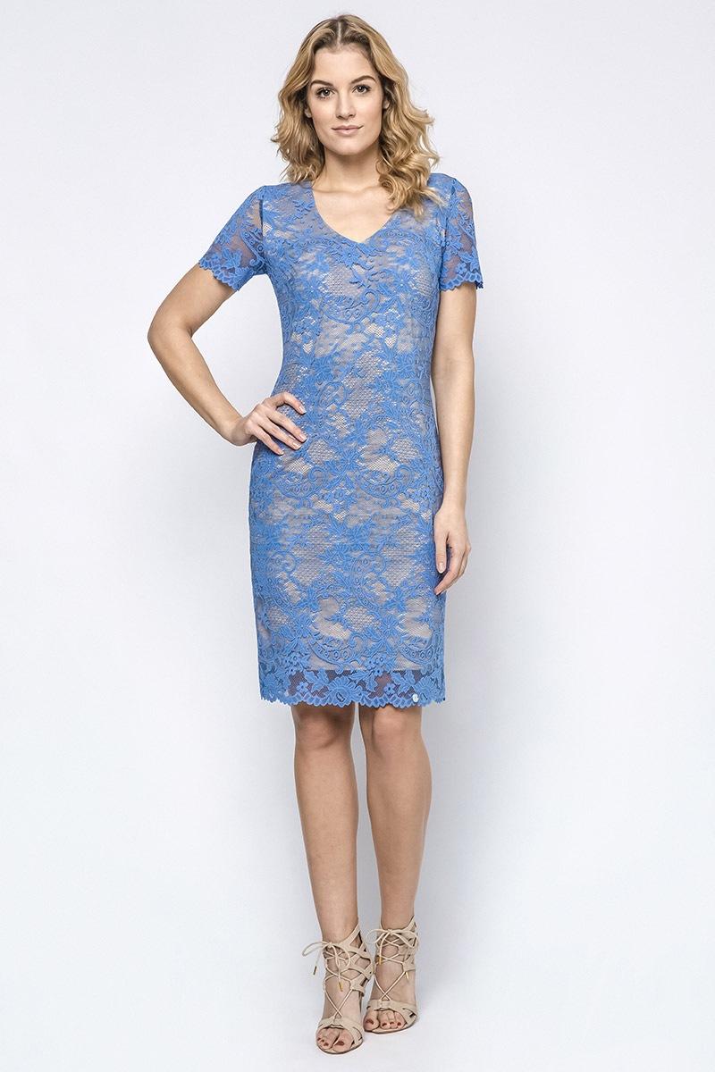 Женское роскошное кружевное платье Susanne