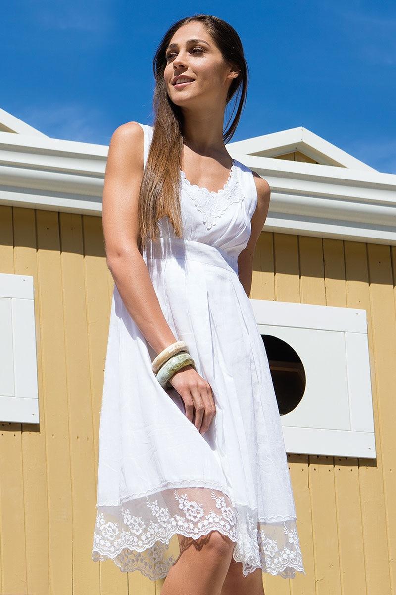 Женское летнее платье Gaia из коллекции Iconique Iconique