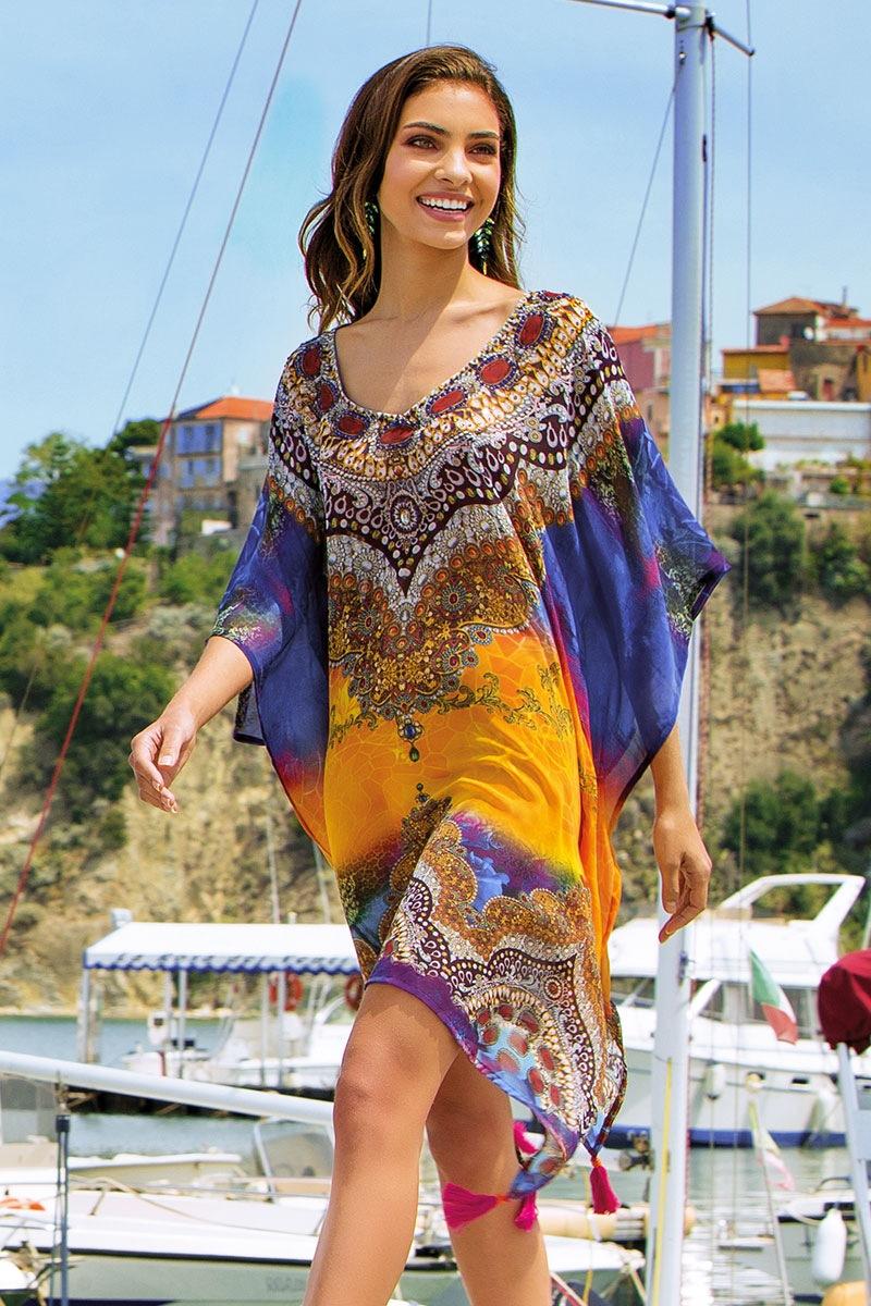 Женское летнее платье Sara из коллекции Iconique Iconique