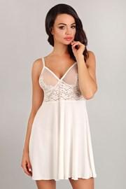 Женская роскошная сорочка Annabell Ecru