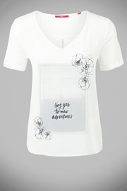Элегантная женская блуза s.Oliver