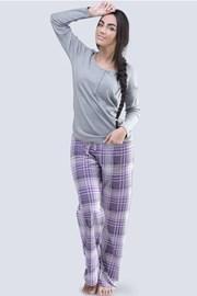 Женская пижама Anabell серая
