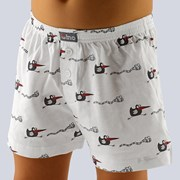 Хлопковые шорты для мальчиков