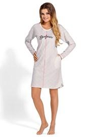 Женская хлопковая ночная сорочка Bonjours