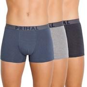 Мужские боксерки 3 шт Primal B161