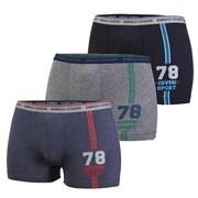 Боксерки для мальчиков - 3 шт EB4046
