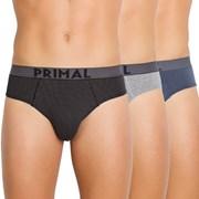 Мужские слипы 3 шт Primal S161