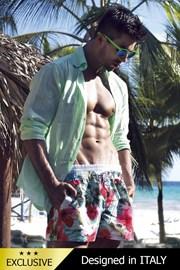 Мужские пляжные шорты 5950D2