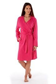 Женский хлопковый халат Laugh  Pink