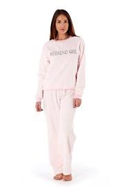 Женская пижама Weekend Girl Pink