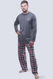 Мужская пижама 1977 длинная
