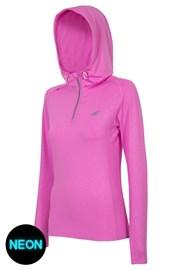Женская спортивная толстовка 4F Pink Dry Control