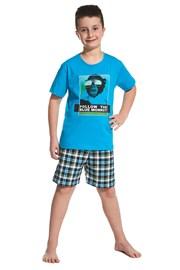 Пижама для мальчиков Blue Monkey
