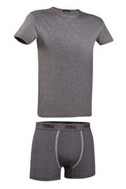 Мужской комплект Primal 162BG футболка и боксерки
