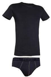 Мужской комплект Primal 160S футболка и слипы