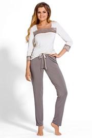 Женская элегантная пижама Claudyna
