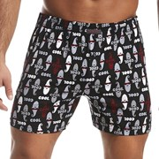 Мужские шорты Cool Новый год 100% хлопок