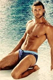 Мужские роскошные плавки Marco