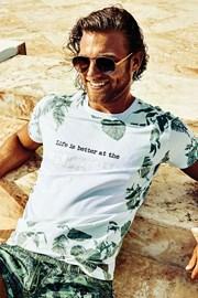 Мужская роскошная футболка Keith