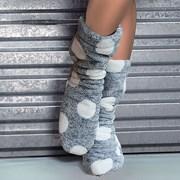 Теплые носки Darcy Grafit
