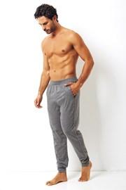 Мужские хлопковые брюки Enrico Coveri серые