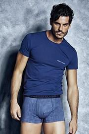 Мужской комплект белья Valerio1 - футболка, боксерки