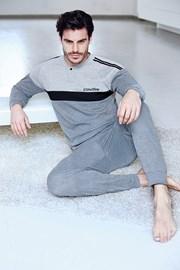 Мужской домашний комплект Bernardo серый