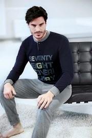 Мужская итальянская пижама Seventy Eight