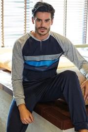 Мужская итальянская пижама Alessandro