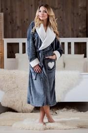 Женский элегантный халат Eva