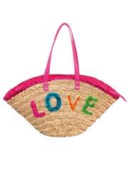 Пляжная сумка Funtext Love