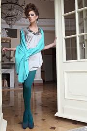 Элегантные колготки Glamour Soft Green