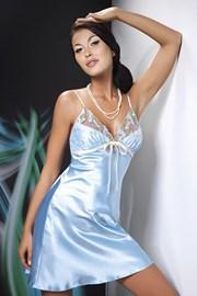 Атласная сорочка Grace Blue