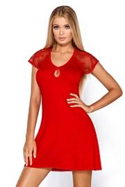 Элегантная сорочка Hillary Red