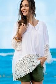 Женская летняя блуза Greta из коллекции Ic Iconique