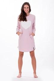 Женская итальянская ночная сорочка Softly Pink