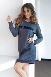 Женское домашнее платье Be Happy
