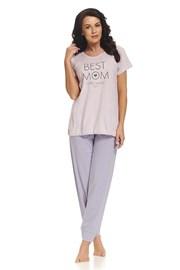 Пижама для кормящих мам Best Mom Pink