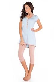 Пижама для беременных и кормящих мам Adelia