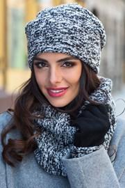 Женская шапка Patrizia черная
