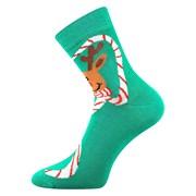 Привлекательные носочки олень Rudolf