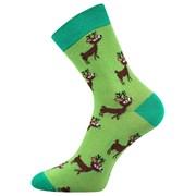 Привлекательные носки Олени