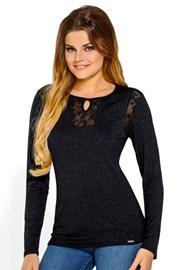 Женская элегантная блуза Philippe