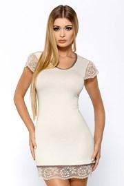 Элегантная сорочка Roxy Ecru