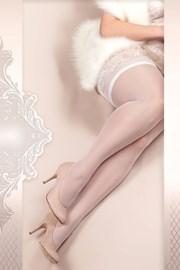 Роскошные самодержащиеся чулки Soft size 363