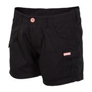 Женские спортивные шорты 4f Black cotton