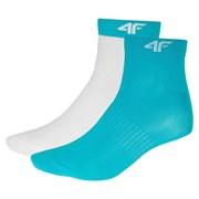Женские спортивные носки Turqoise - 2шт