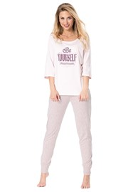 Женская пижама Be yourself