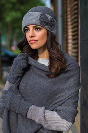 Женская элегантная шапка Scarlet